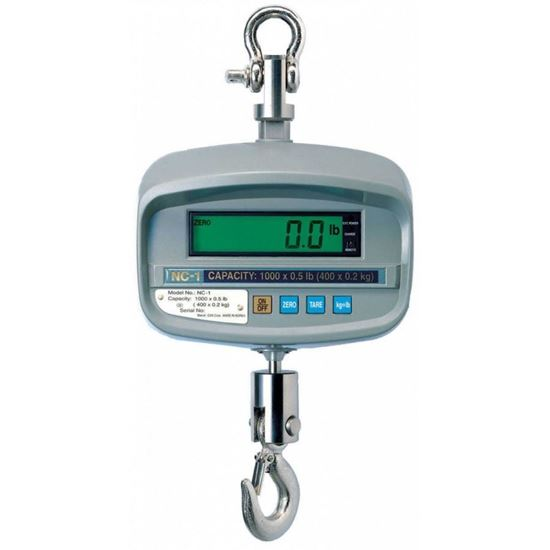 Изображение Весы подвесные электронные CASTON I NC-200кг.