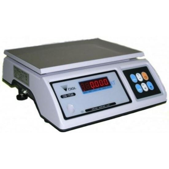 Изображение Весы порционные DIGI DS-708-30