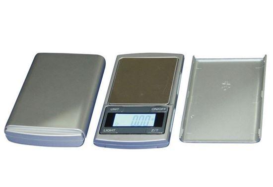 Изображение Весы бытовые карманные Ингридиент EHA501(100/0,1)