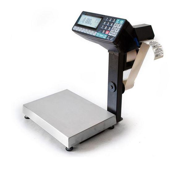 Изображение Весы регистратор, весы с печатью этикетки MK-32.2-RP10