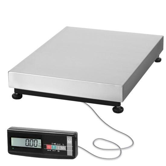 Изображение Весы торговые ТВ-М-300-А1 с АКБ (300кг х 100г)