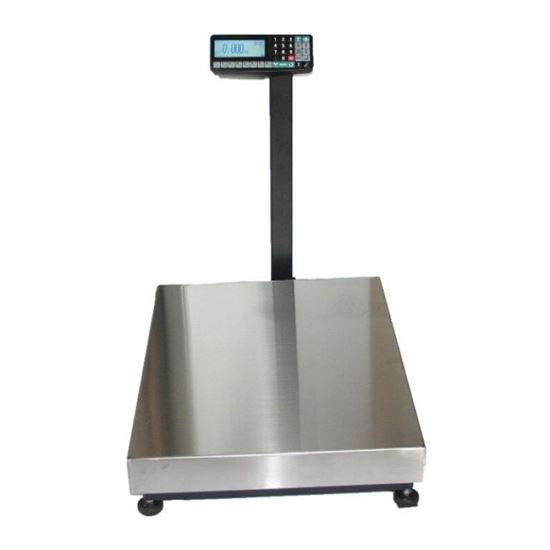 Изображение Весы электронные товарные ТВ-М-300-А3 с АКБ (300кг х 100г)