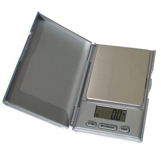 Изображение Весы бытовые карманные Ингридиент EHA251(500/0,1)