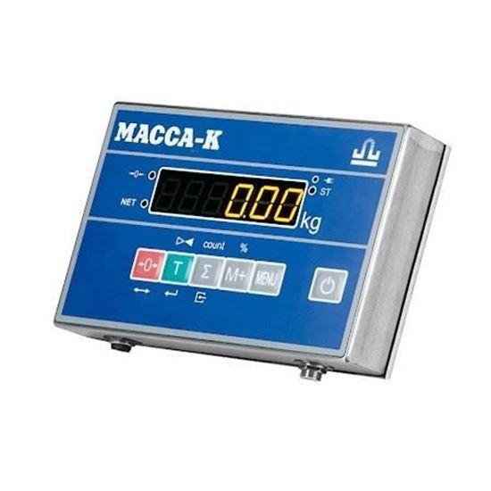 Изображение Весы устройство индикации SI4D-A.W (МАССА-К) (радиоканал)