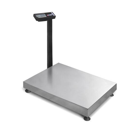 Изображение Весы электронные товарные ТВ-S-60-A3 c АКБ (60кг х 50г)
