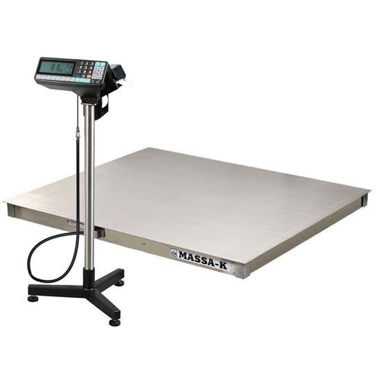 Изображение Весы платформенные МАССА 4D-P-3-3000-A