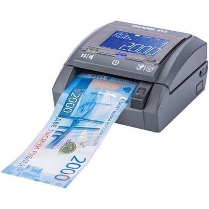 Изображение Детектор банкнот Dors-210 compact автоматический