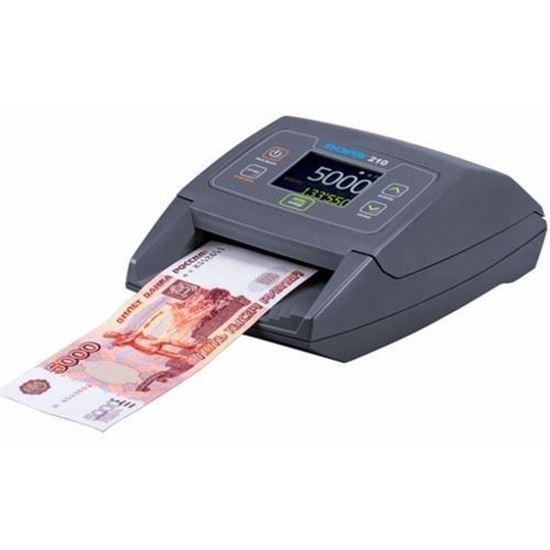 Изображение Детектор банкнот Dors-210 автоматический
