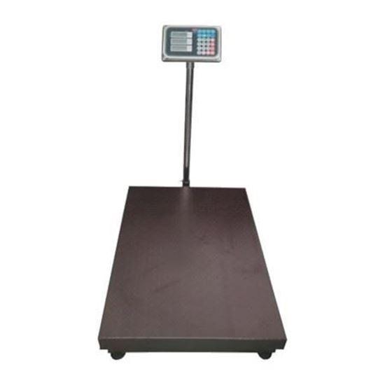 Изображение Весы бытовые GreatRiver DA-6080 (600кг/100г) LCD жк.