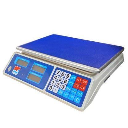 Изображение Весы бытовые GreatRiver DH-583 (32кг/5г) LCD жк.