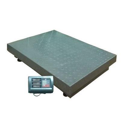 Изображение Весы бытовые GreatRiver DH-836 (600кг/100г) LCD жк.