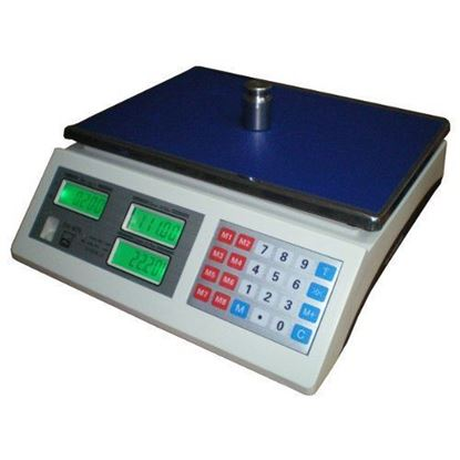 Изображение Весы бытовые GreatRiver DH-870 (32кг/5г) LCD жк..