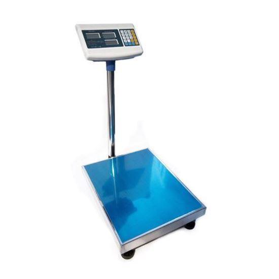Изображение Весы бытовые TSC (300кг/100г) LED светодиод.